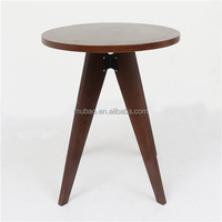 High quality wood furniture round back chair cover