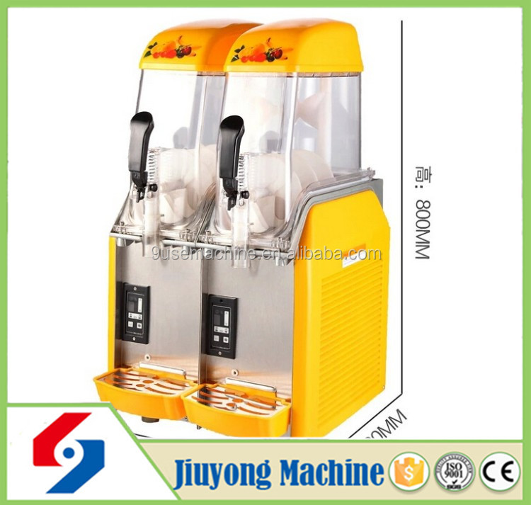industrial slush machine
