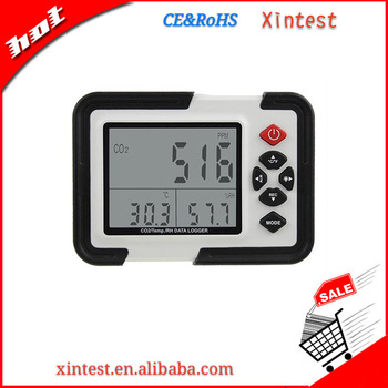 Portable Handheld Carbon Dioxide Detector Precision CO2 Meter High Quality Gas Detector Tester
