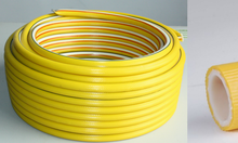 "Colored Air Compressor 3/4"" yellow spray hose"