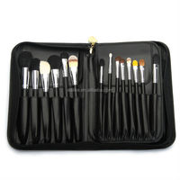 Wholesale 2014 Top Selling Best Goat Hair Free Sample Make up Brush Set