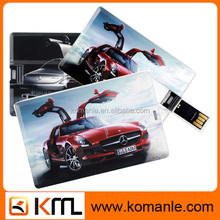 Bulk usb credit card flash drive 1GB/2GB/4GB/8GB/16GB/32GB