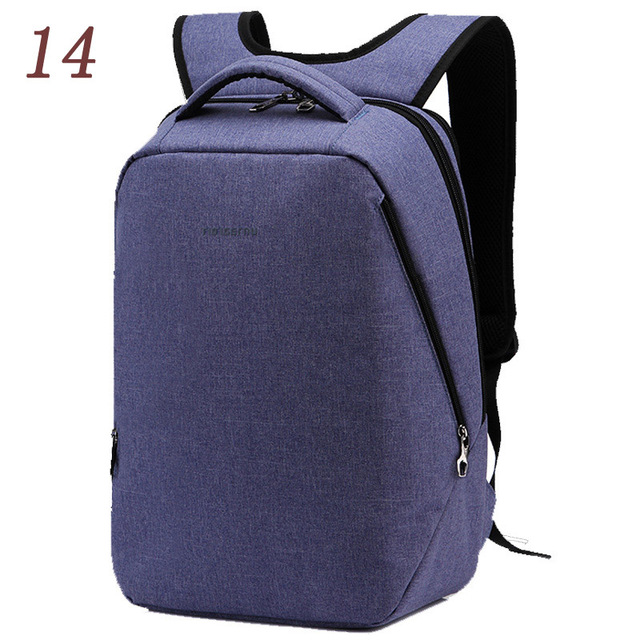 "2016 HOT New Designed Brand Cool Urban Backpack Men Women Light Slim Minimalist Fashion Women Backpack 14""- 17"" Laptop Backpack"