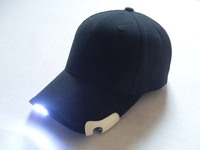 Beer Bottle Opener Hat Custom Led Baseball Cap With Bottle Opener