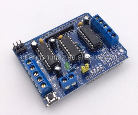 L293d Motor Driver Expansion Board Motor Control Shield