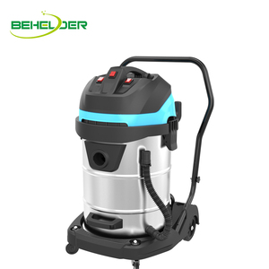 Behelder Industrial Wet and Dry Vacuum Cleaner with 3000W Powerful Suction and Ultra Fine Air Filter
