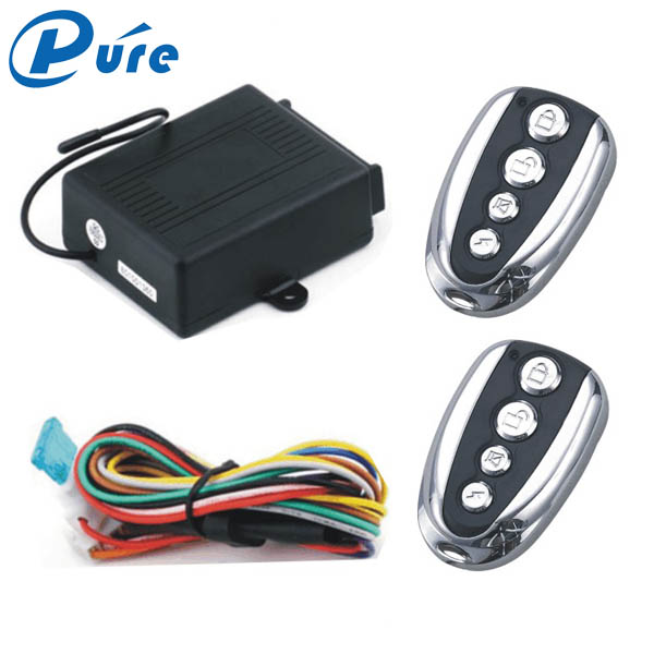 New Arrival Model Security Car Alarm One Way Car Alarm System with Keyless entry