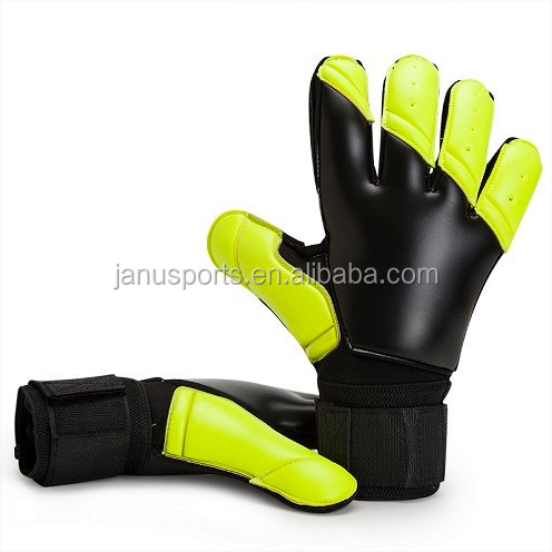 WoWEN-3083# Latex PRO Fingersave Protection professional gloves goalkeeper soccer