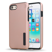 Sales promotion defender case for iphone 7 , for iphone 7 case with retail package , for iphone 7