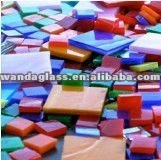 all kinds of size mosaic glass tile