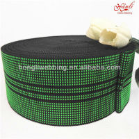 Xinli elastic upholstery sofa bed tape green furniture webbing strap