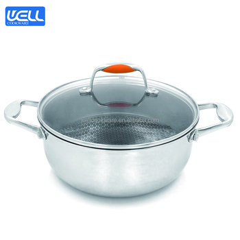 stainless steel cookware set fry pan keychain of stock pot meat racks