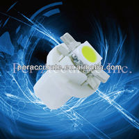 Miniature led bulb dashboard light t5 b8.5d smd led 5050 PA