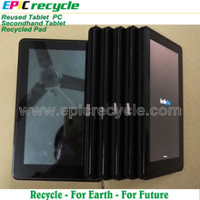 recycled tablet computer, second hand android tablet pc, used brand 10 inch tablet