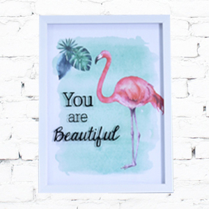 Wall Hanging Art Printing Painting Frame