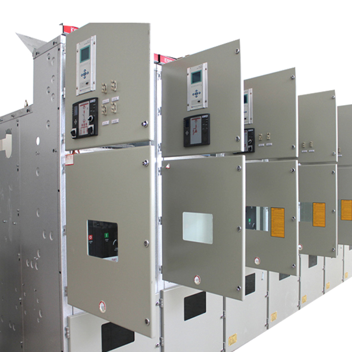 Factory Supply Electric Control Panel 12kv Switchgear KYN28