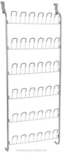 Over-The-Door 18-Pair Wire Shoe Rack