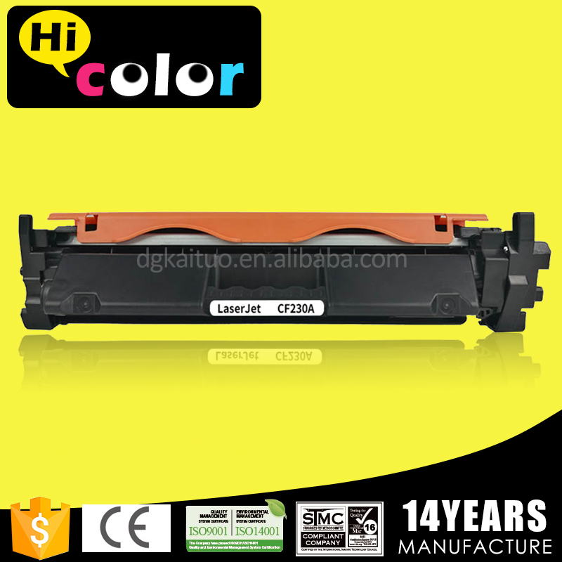 CF230A 30a 230a 230 Laser toner cartridge for hp