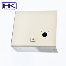 New Design Plastic waterproof electrical box switchgear enclosure box