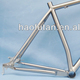 G.R9 Titanium 29ER MTB Frame with 44mm Integrated Headtube,Belt Drive Splitter and Rohloff Sliding Dropouts