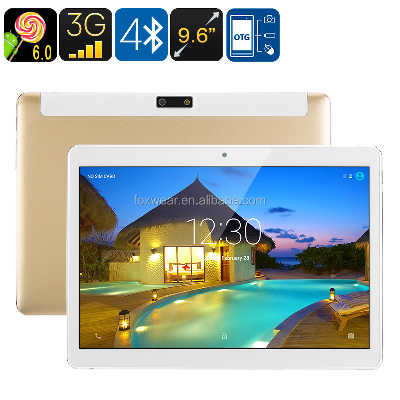 WIFI 3G Android 6.0 SC7731 Quad Core Tablet <strong>10</strong> Inch 4500mAh <strong>Battery</strong>