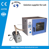 lab vacuum drying oven vacuum dry oven for lithium battery
