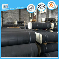 Various grades high power graphite electrode for welding iron scrap