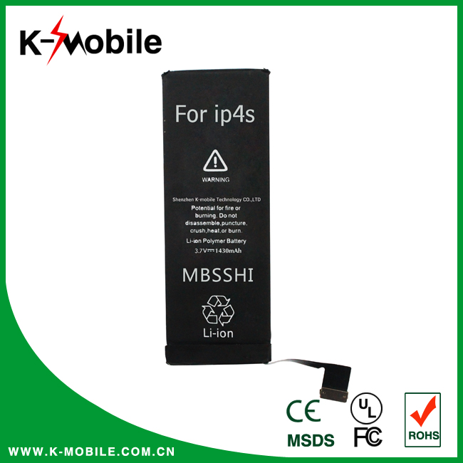 Genuine Original OEM FOR iPhone 4S Battery 1430mAh