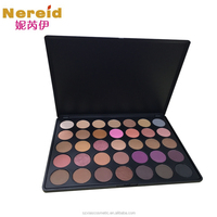 Creamy high pigment matte & shimmer 35 color eyeshadow palette