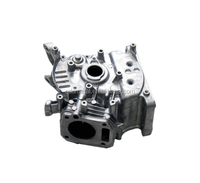 Customized diecasting motorcycle spare valve body