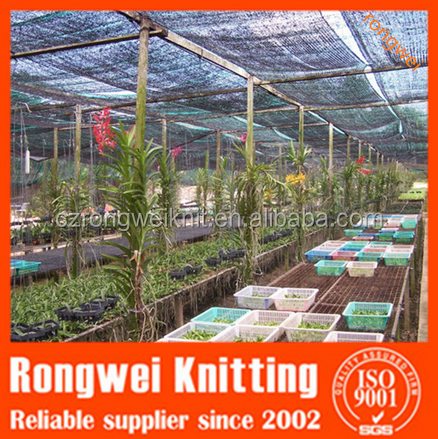 2017 china factory produce 50% shade rate Greenhouse Agro Shade Nets with 15 years net experience