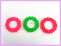 2014 new fashion TPR gel massage hand grip ring