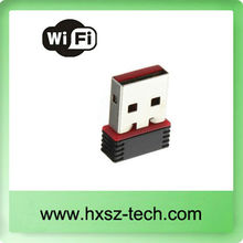 Micro USB Wifi Mini adapter USB WiFi dongle 150MB 802.11/B/G/N