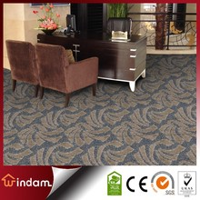 WD4B Commercial popular jacquard PP broadloom carpet for hotel