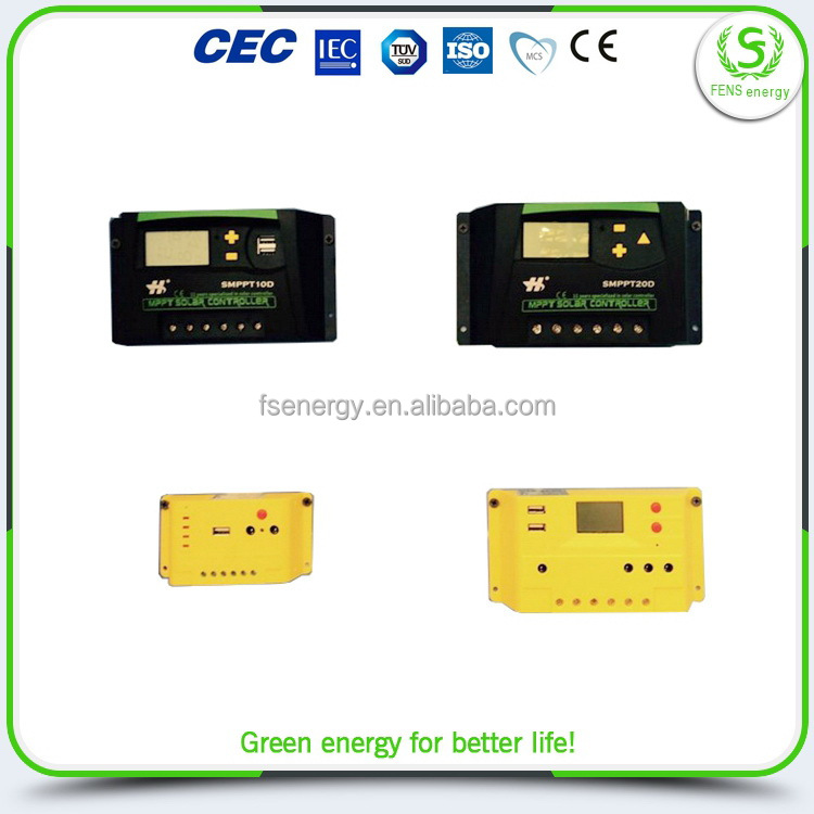 Factory supply competitive price mppt universal solar charge controller