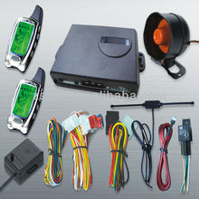 FM two way car alarm/auto security responding up to 3500M