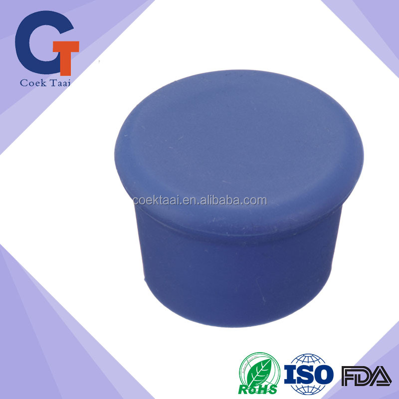 Silicone Reusable Beer Sealer Stopper Bottle Caps