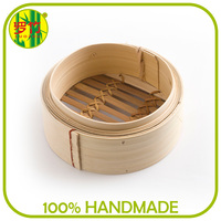 Multi-Purpose Bamboo Food Steamer Cooker Professional Offer