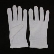 High Quality Fashion White Cotton Work Gloves