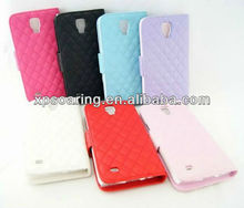 Woolen wallet leather case pouch for Samsung Galaxy S4 active i9295