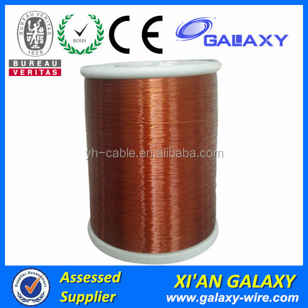 150Tons Per Month Production Capacity SWG Winding Copper Wire