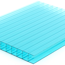 PC sheet high quality clear swimming pool wall panels
