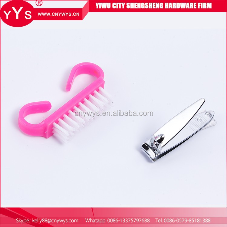 Wholesale Products pink nail tools beauty manicure set
