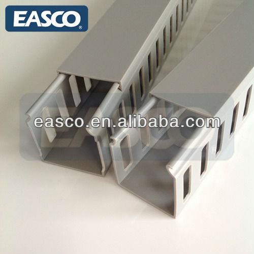EASCO Electrical Cabinet Management Cable Wire Channels