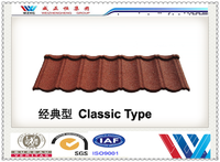 China supplier Roof Material CE Certificate shingle mixed color stone coated steel roof tile/Aluminium Zinc Sheet/Tile Roof