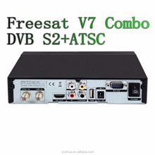 New model dvb t2 s2 combo hd set top box receiver c ku band lnb dvb-s2 mpeg4 H.265 hd receiver for canada america mexico market