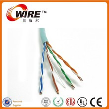 network cable 2P 4P 6P 8P 10P UTP Cat5e lan cable