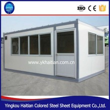 Good design container house 20ft movable container house for sale,used cargo container prices