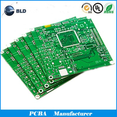 Electric Fireplace PCBA with Double Layers PCB Board