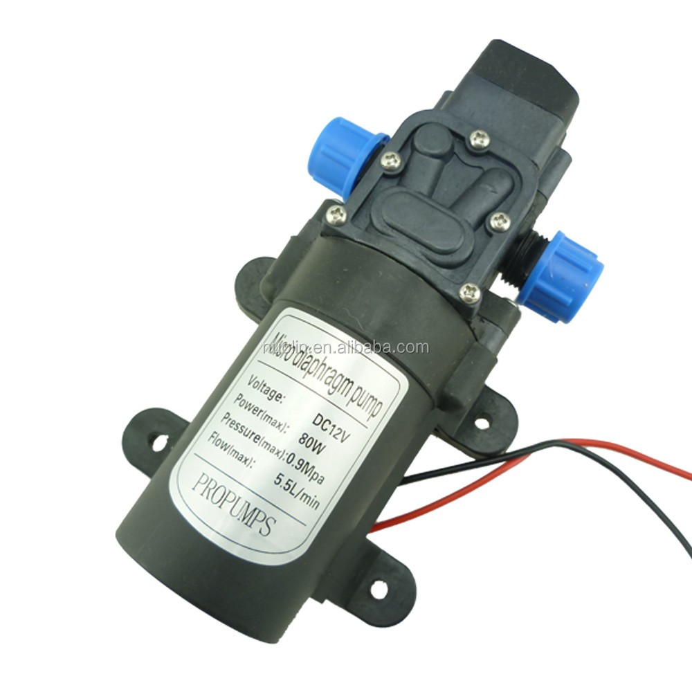 battery operated water pump